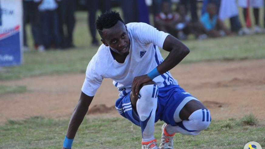 Ishimwe has been signed by AS Kigali from relegated Pepiniere FC. File
