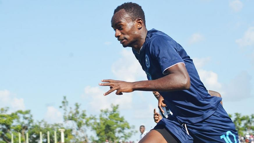 Usengimana finished the season with 19 league goals in 30 matches, becoming the first player to win the accolade in two successive seasons. S. Ngendahimana