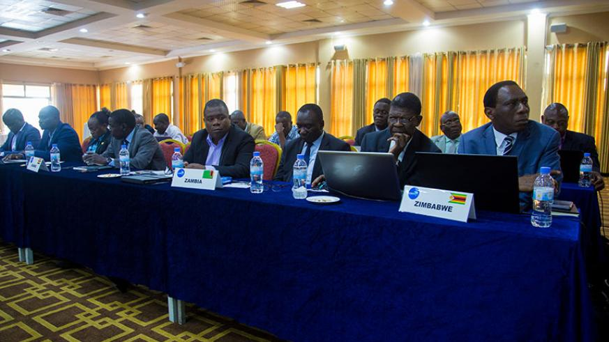 Participants come from different COMESA member states (Photos by Faustin Niyigena)