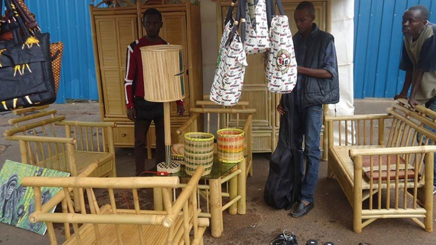 Some of the products to be showcased at the exhibition on July 1 at Umubano Hotel. (Courtesy photos)