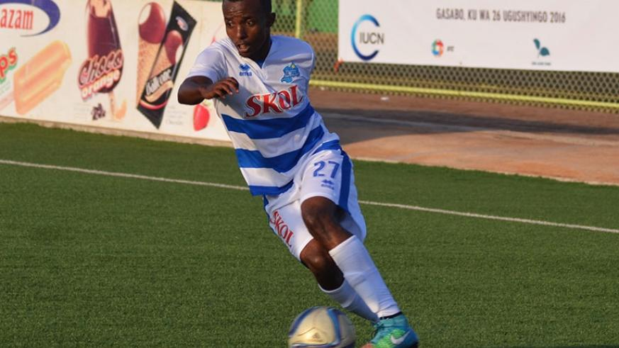 Savio Nshuti Dominique has agreed to join AS Kigali from Rayon Sports on a three-year deal. Sam Ngendahimana