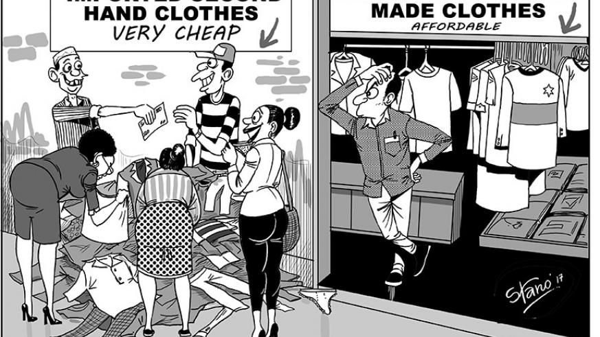 Former Nigerian President Olusegun Obasanjo has backed East Africa's move to phase out and eventually ban the importation of used clothes.