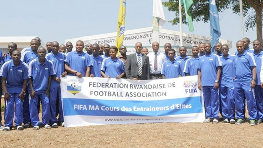 The main purpose of FIFA course programme is to provide member associations with technical knowledge through FIFA-run educational courses. (Courtesy)