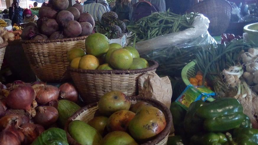 The decline was attributed to reducing foodstuff prices. (Appolonia Uwanziga)