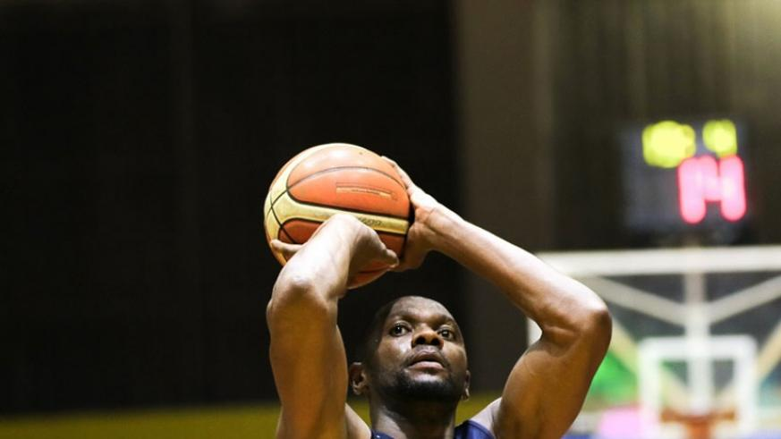 Kabange scored a game high 26 points to help REG overcome Patriots in a tightly contested Game 1. (File photo)