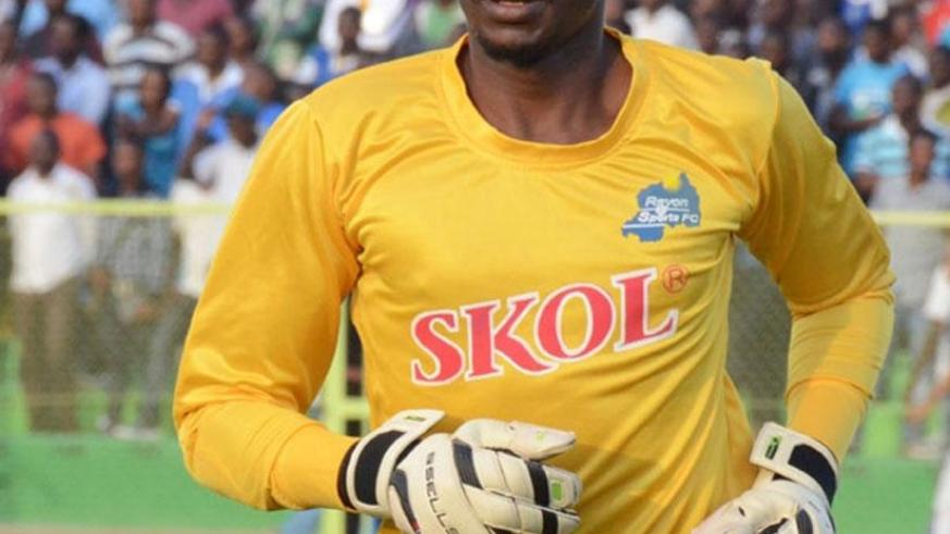 Bakame's initial contract with Rayon Sports had expired at end of last season. File