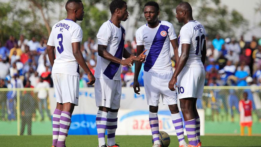 Sunrise FC faced many challenges last season but still managed to finish 9th with 33 points. (Sam Ngendahimana