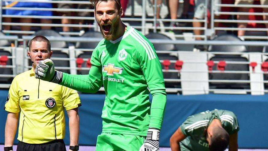 De Gea will have enjoyed proving a point to Zinedine Zidane and Madrid following his spot-kick heroics. (Net photo)