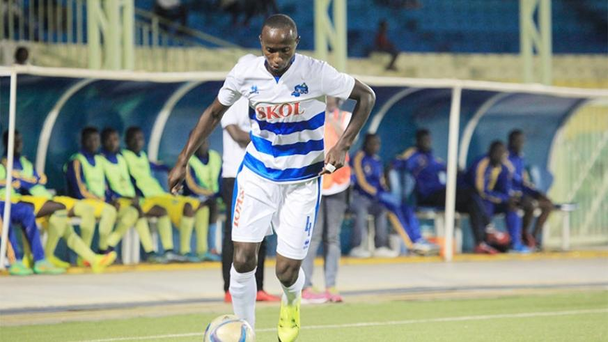 Thierry Manzi has signed a two-year contract extension to remain at Rayon Sports until end of 2019.  S. Ngendahimana