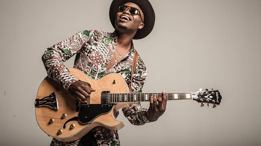 This will be the first time for the singer,songwriter,and multi award winning artiste Tresor Rizikito perform on Rwandan soil. Courtesy