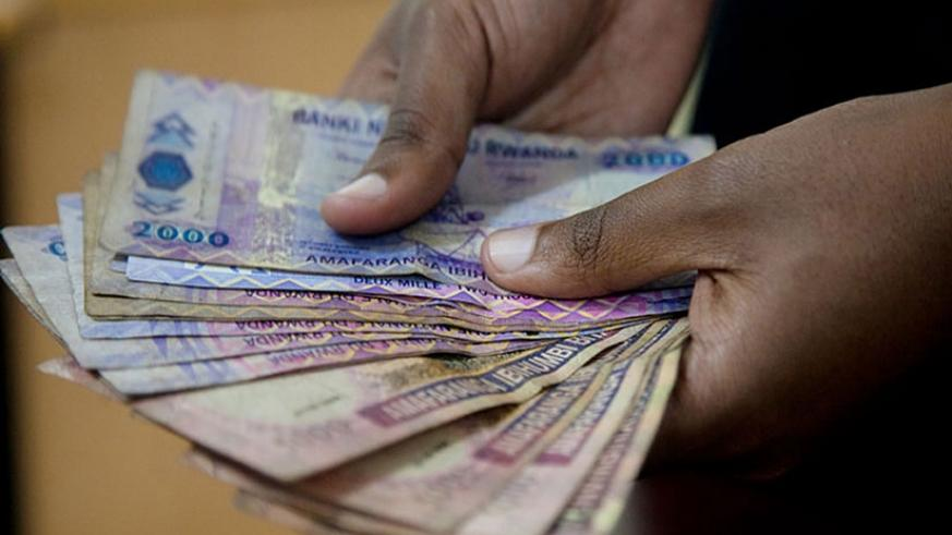 The local currency has performed better against the greenback compared to last year. / File.