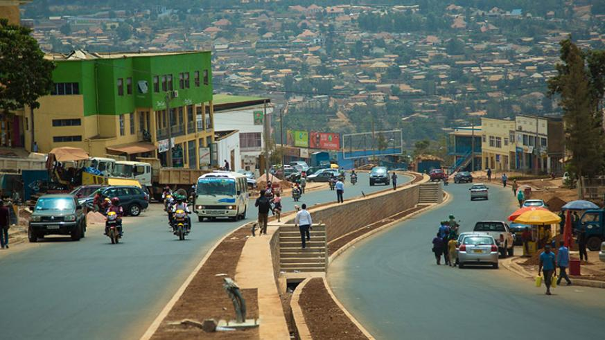 The upgraded Muhima-Nyabugogo highway is part of the roads in the city where roadside parking has been banned. Owners of commercial buildings along affected roads have been urged t....