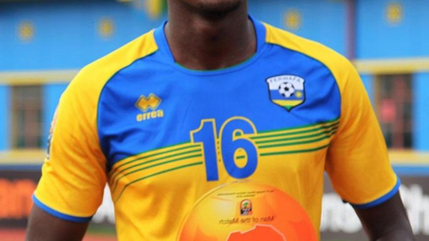 Sugira scored three goals in four matches for Amavubi during the 2016 CHAN finals and was the only Rwanda named on the team of the tournament. S. Ngendahimana