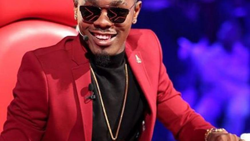 Nigerian reggae-dancehall singer and songwriter Patoranking will be performing in Rwanda for the first time. Courtesy.