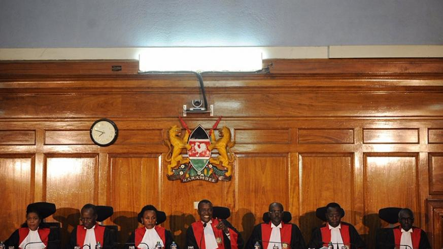 The top court in Kenya, in a bold move, ordered the IEBC to conduct a fresh presidential election within strict confines of the law within 60 days. (Net photo)