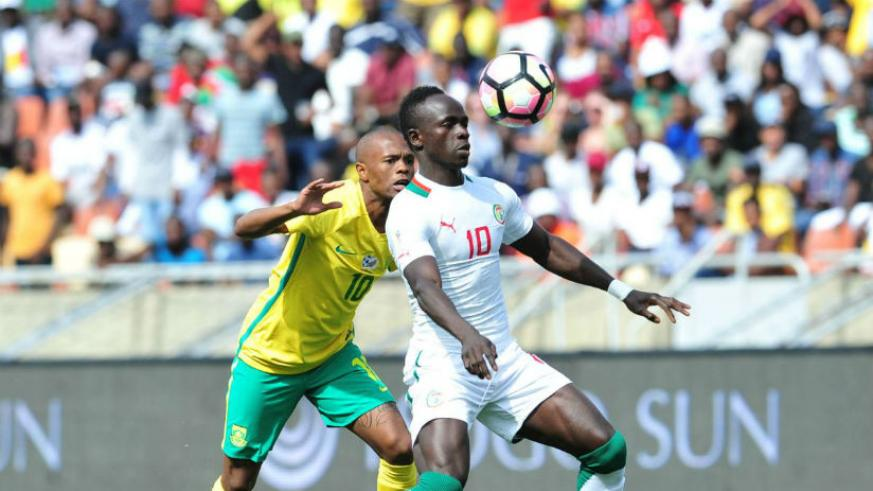 South Africa and Senegal World Cup qualifier to be replayed after FIFA find ref guilty of match-fixing. / Internet photo