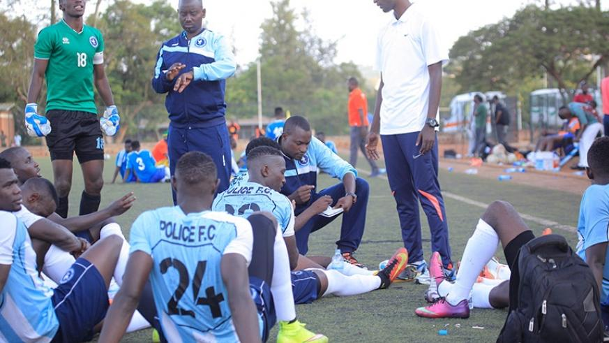 Police FC won the inaugural tournament staged in 2015 after beating Sunrise FC 1-0 in the final. Police face Rayon Sports on Saturday at Amahoro stadium. Sam Ngendahimana.