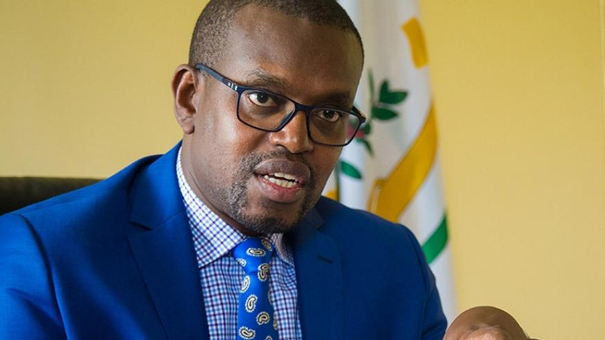 Mutangana's tough talk on graft has seen probe into some 30 institutions. File.