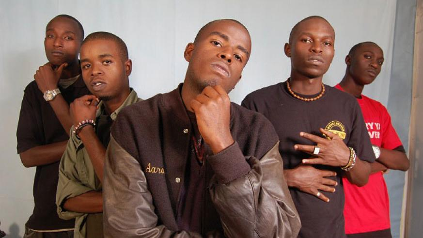 The boys are coming together but P Fla won't be part of the newlook Tuff Gangz. / Courtesy