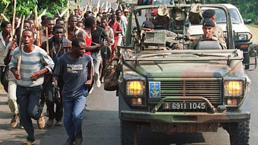 French troops were seen training the  Interahamwe militia shortly before the 1994 Genocide against the Tutsi. The militia would later play a central role in the killings that claim....