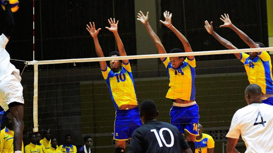 Rwanda reached the final qualification round for 2018 FIVB Men's World Championships after finishing second behind Kenya in the FIVB-Africa Zone V. Sam Ngendahimana.
