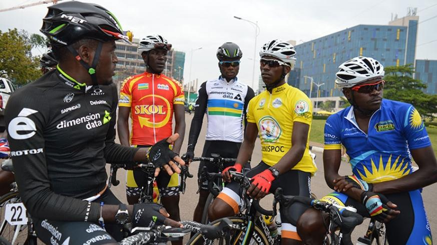 Local riders have made Tour du Rwanda their own since 2014 and according to Team Rwanda head coach Sterling Magnell, this year, they will be aiming for a more dominant showing. (Sa....