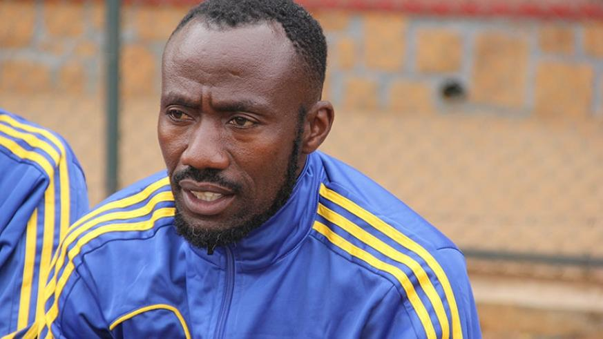 Amagaju FC coach Pablo Nduwimana is delighted his team have a perfect record. Peter Kamasa.