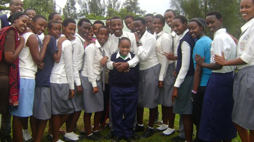 Involving students in decisions about their school life boosts their confidence and general performance. / Lydia Atieno