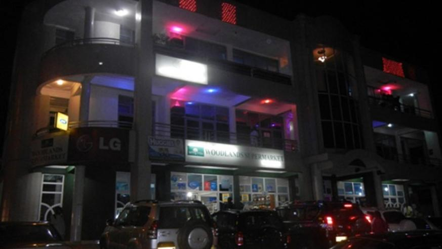 K-Club located at KL House (pictured) in Nyarutarama. Courtesy