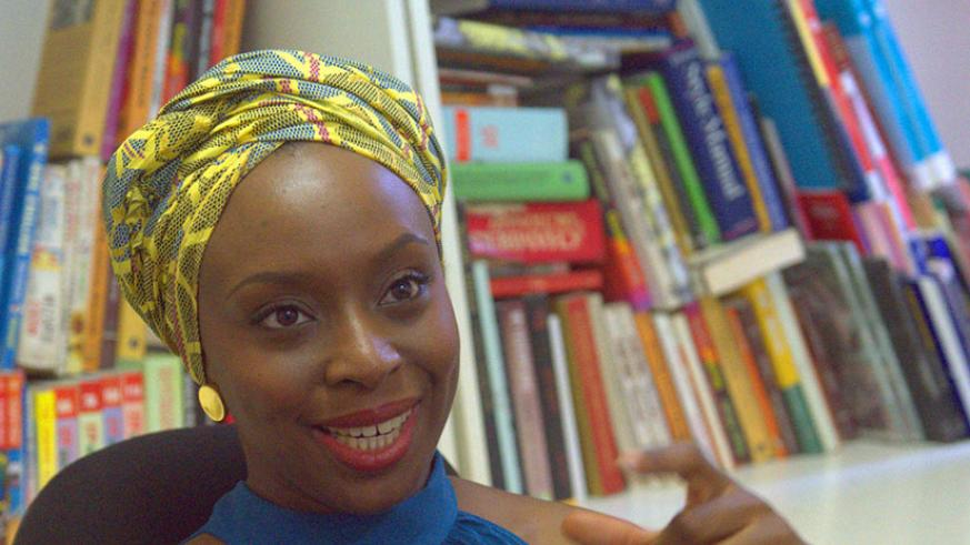 Chimamanda Ngozi Adichie is a winner of the National Book Critics Circle award for fiction. / Internet photo