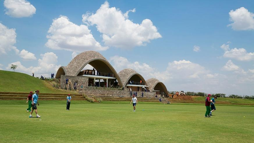 The stadium has been built with the help of British charity the Rwanda Cricket Stadium Foundation (RCSF), the Rwanda Cricket Association (RCA) and the government of Rwanda, which d....