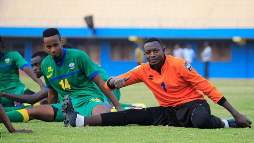 Ndayishimiye, one of the most experienced players on the national team, admits that Amavubi must to be ready for the two-legged qualifier against Ethiopia. (S. Ngendahimana)