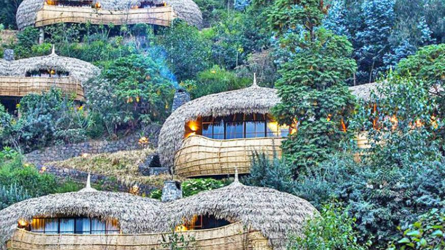 Bisate Lodge in Musanze District. Tourism will be among the major areas of discussion during the ICE meet in Comoros. / Internet photo