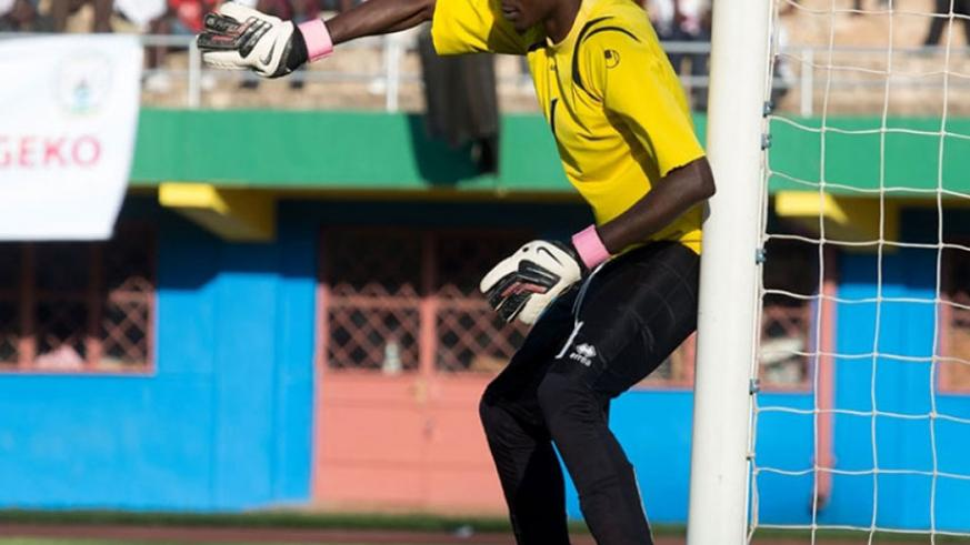 Rwanda CHAN team captain Eric Ndayishimiye has insisted that nothing has been decided yet in the two-legged tie. / File