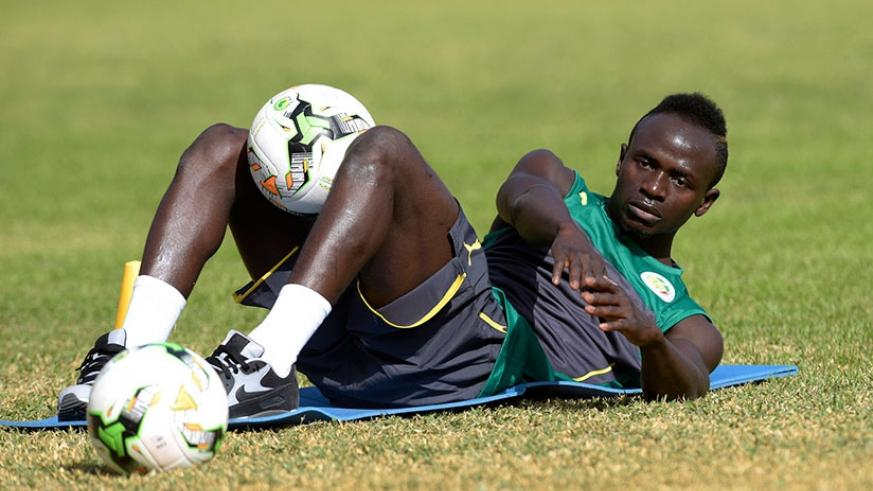 Senegal, who need two points to secure a World Cup berth, have been boosted by Sadio Mane's recovery from a hamstring injury. Net photo