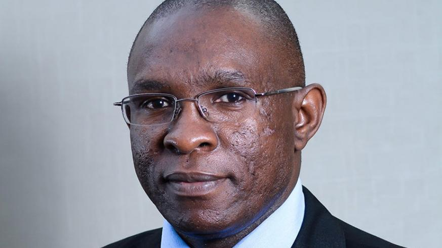 George Odhiambo, KCB Bank acting MD.