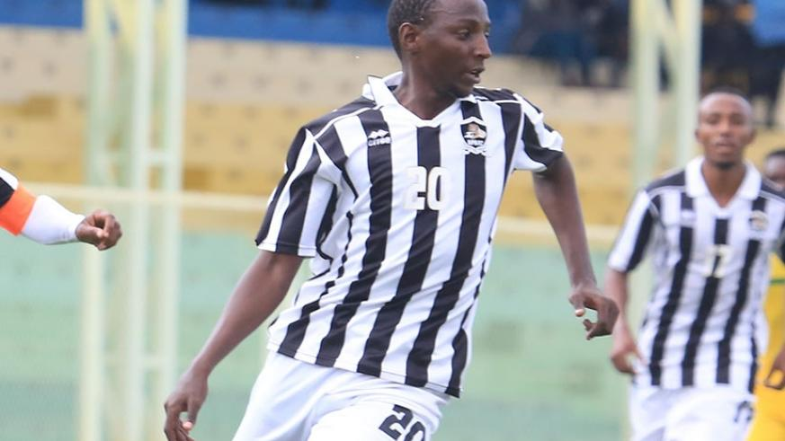 During the game against Kirehe, Buteera created five chances and was named man of the match. Sam Ngendahimana