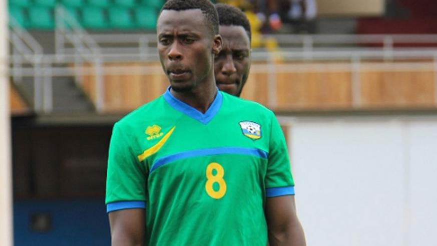 Apart from SC Kiyovu's centre back Ally Mbogo, who will be making his debut for Rwanda, the rest of the summoned players are familiar faces. Courtesy