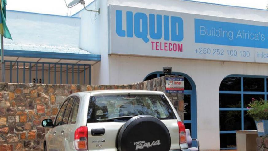 Liquid Telecom bought assets and businesses of state-owned fixed line operator, Rwandatel, in 2013. / File