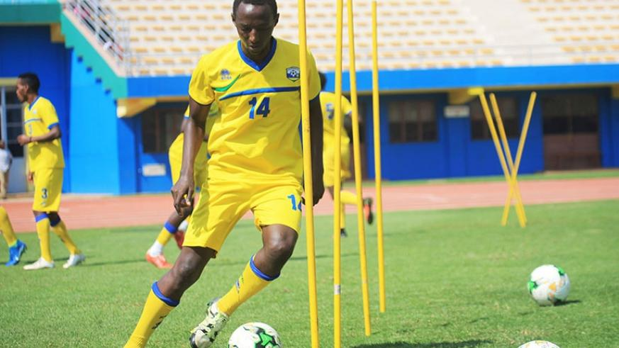 APR midfielder Buteera will not feature in the regional CECAFA Championships over fitness concerns. File