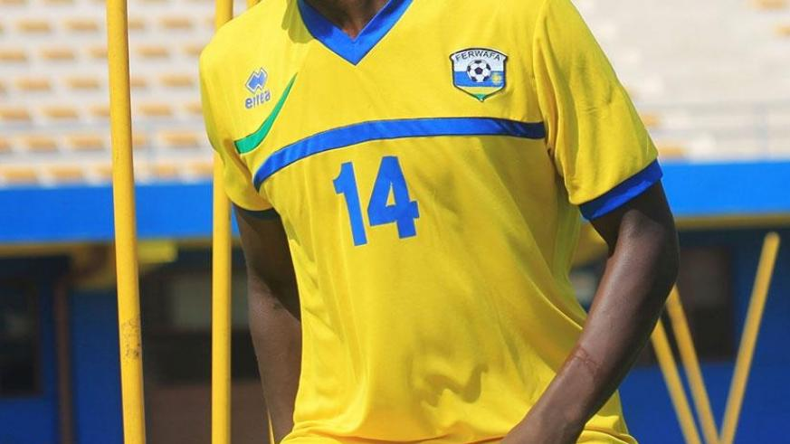 Buteera was named among provisional squad but was left out of the final list. / S. Ngendahimana