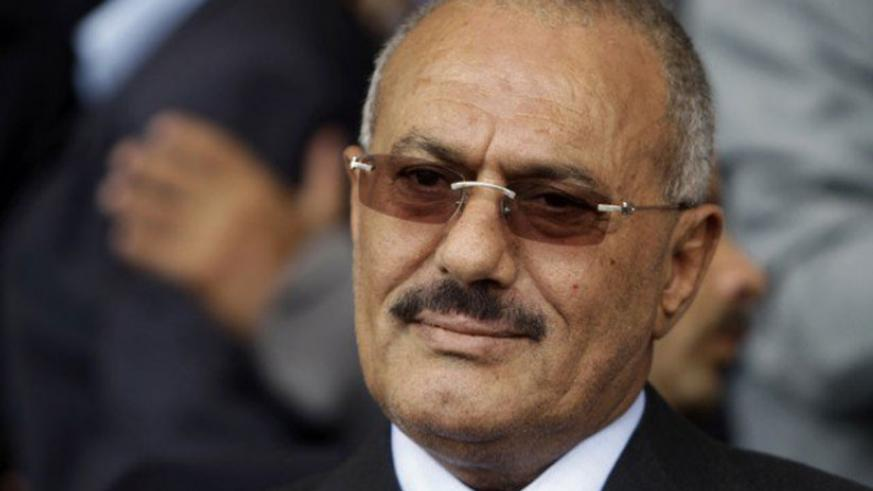 Yemen's former President Ali Abdullah Saleh has been killed in fighting with his former allies. (Net photo)