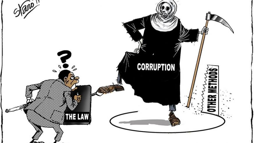 There is need for more effective measures beyond laws in the fight against corruption in the country, officials in charge of fighting graft have said. They were speaking early this....