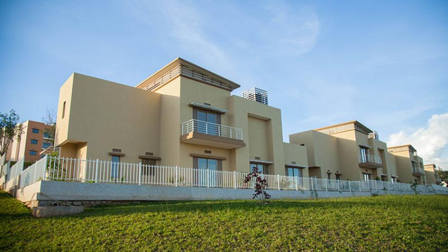 Some of the houses at Vision City estates in Gacuriro; The Rwanda Association of Real Estate Brokers (RWAREB), an umbrella body of real estate agencies or brokerage companies wants....