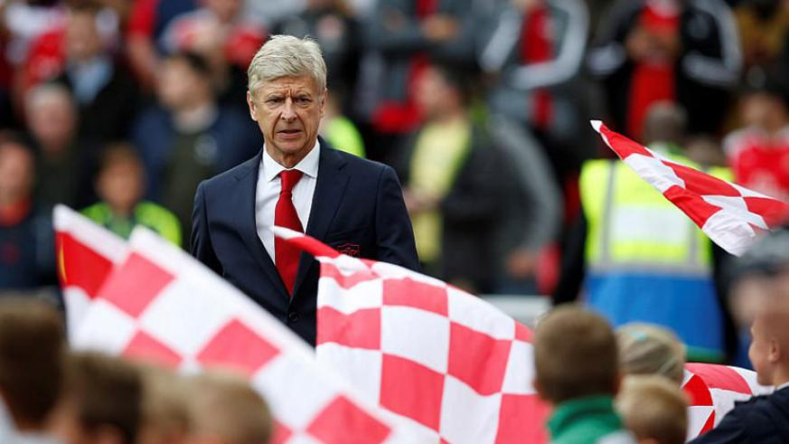 Wenger's team played a scoreless draw at West Ham United on Wednesday and is in seventh place going into Saturday's meeting with Rafael Benitez's team. / Net photo