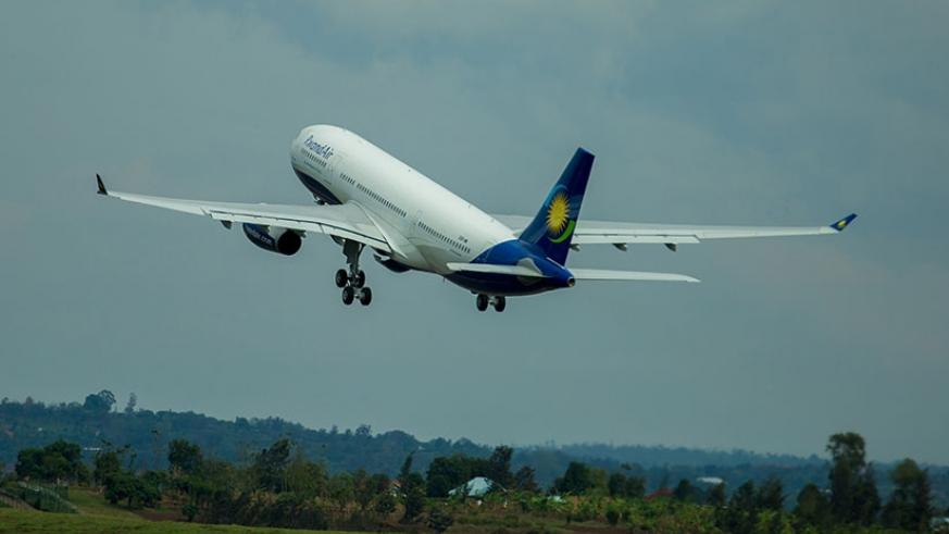 The national carrier is expected to start flying into Abuja, Nigeria on January 1. / File.