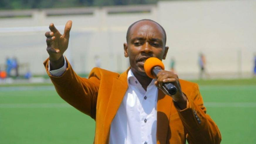 Alphonse Bahati is one of the popular gospel singers in the country. Courtesy.
