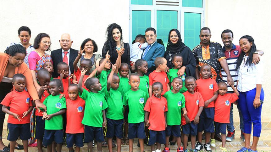 When Bollywood actress Ahuja visited Rwanda's Jordan