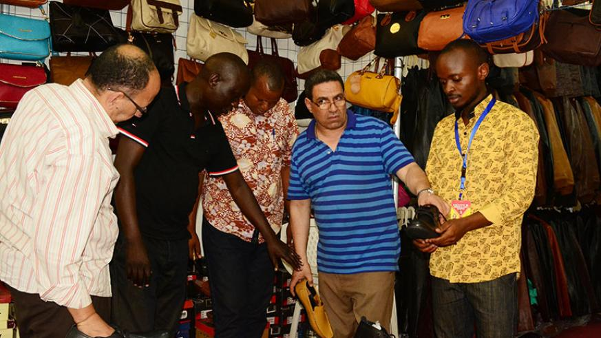 Egypt & Middle East expo excite buyers - PHOTOS | The New Times | Rwanda