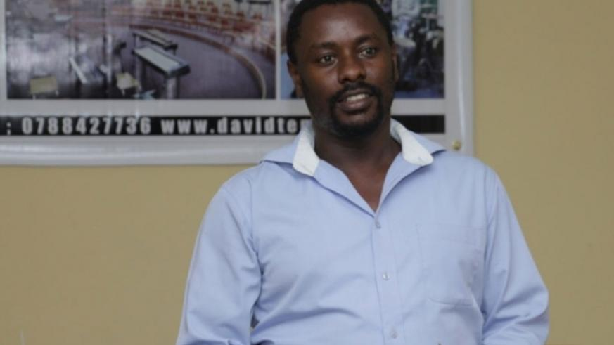 Peter Ntigurirwa started a school to help children to explore and maximise their talents.   / Diane Mushimiyimana.